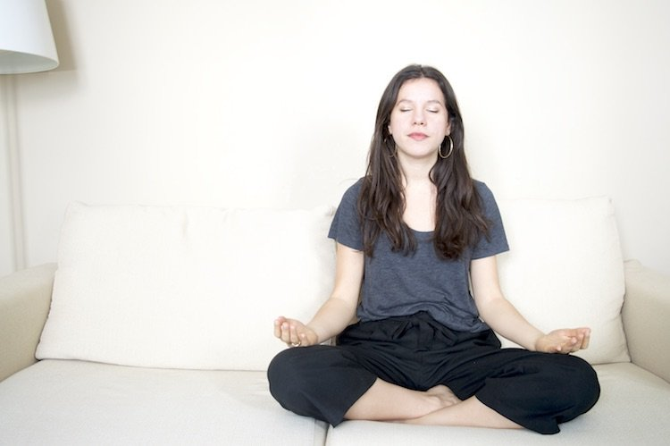 Jenna méditation